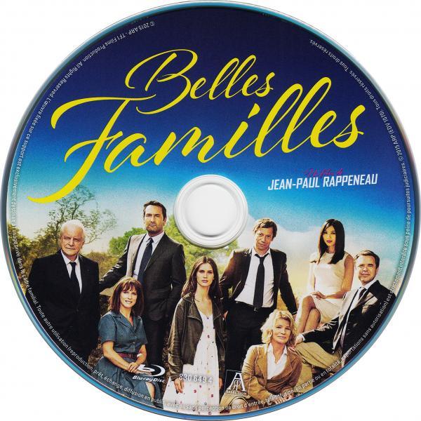 Belles familles (blu-ray) ( sticker )