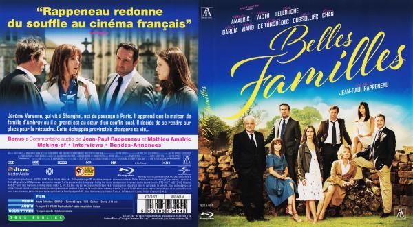 Belles familles (blu-ray)