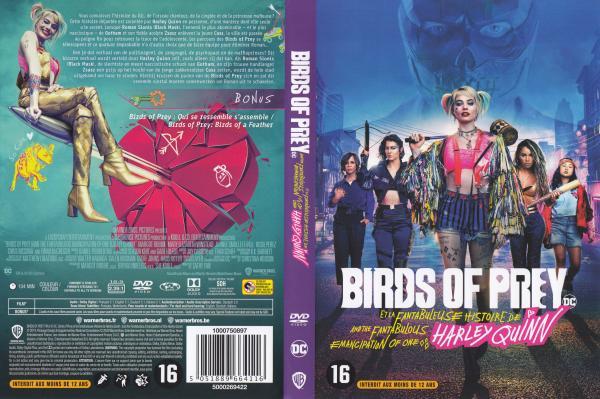 Birds of prey et la fabuleuse histoire de Harley