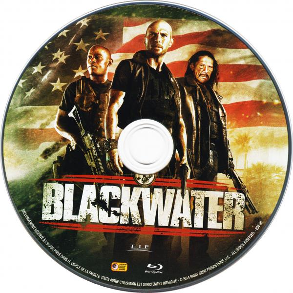 Blackwater (2015) (sticker) (blu-ray)