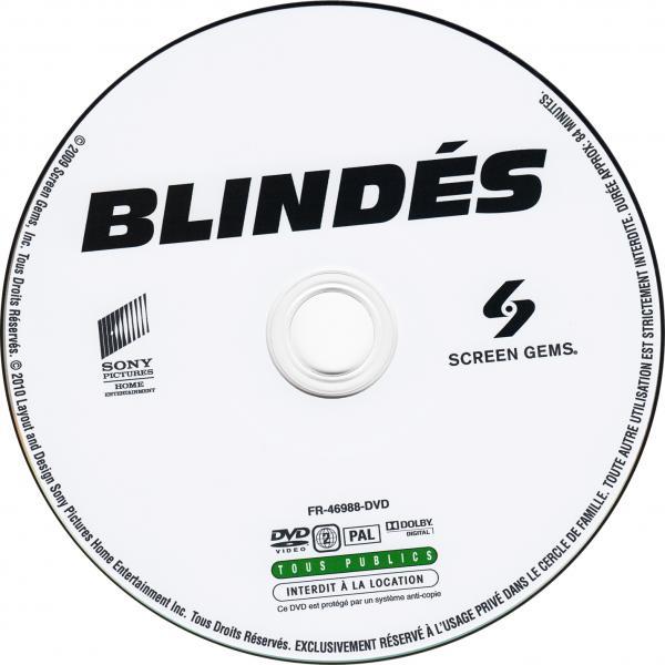 Blindés ( sticker )