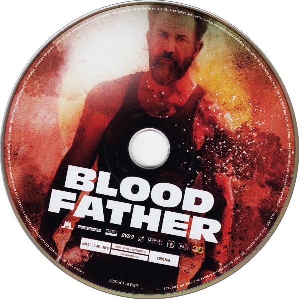 Blood father ( sticker )
