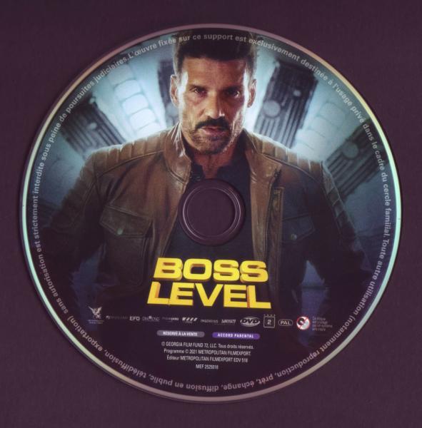 Boss level (Sticker)