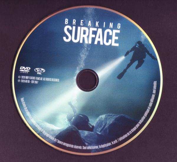 Breaking surface (Sticker)