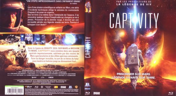 Captivity (Blu ray)
