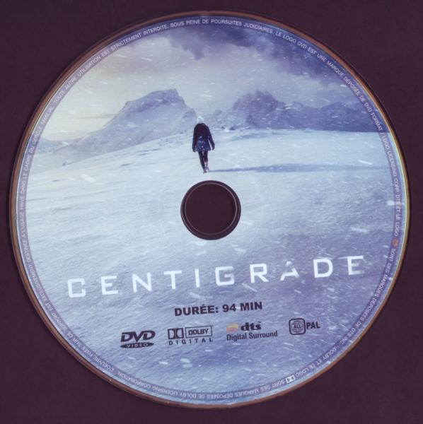 Centigrade (Sticker)