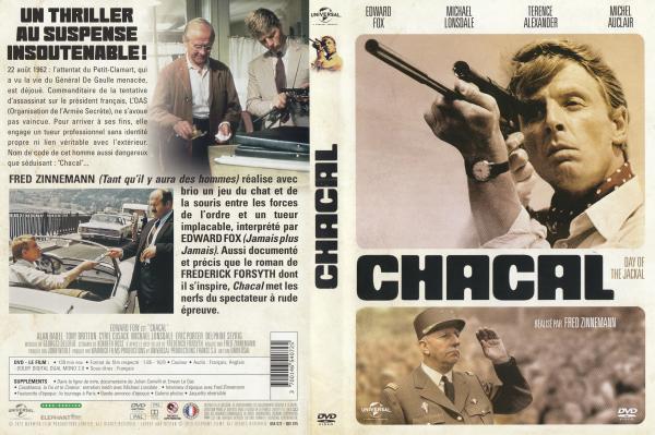 Chacal (1973-Edward Fox)