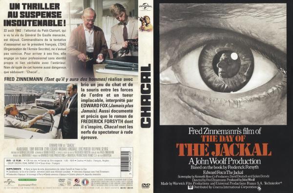 Chacal (1973-Edward Fox) V2
