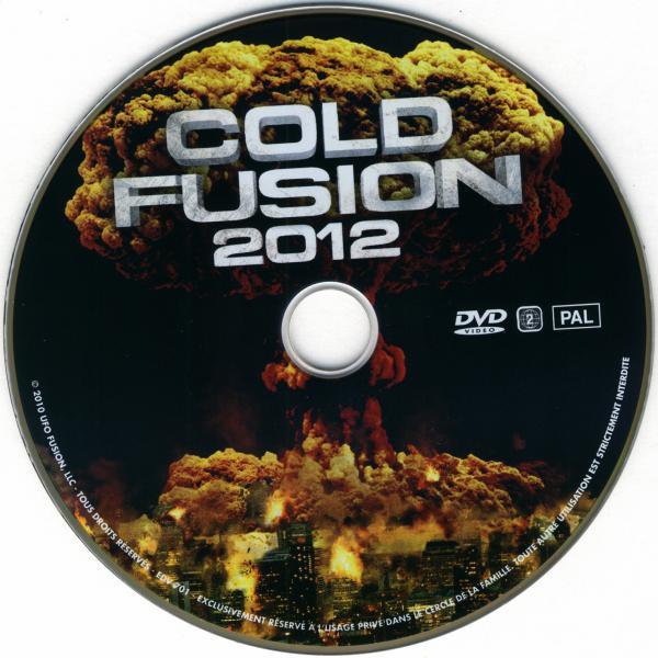 Cold fusion 2012 ( sticker )