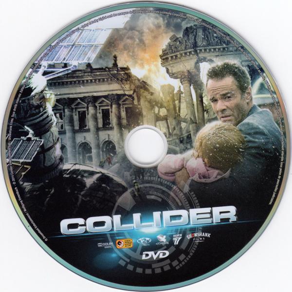 Collider ( sticker )