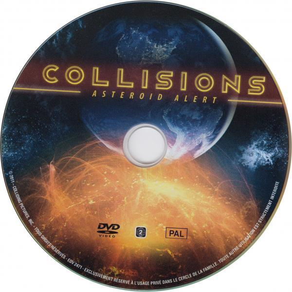Collisions ( sticker )