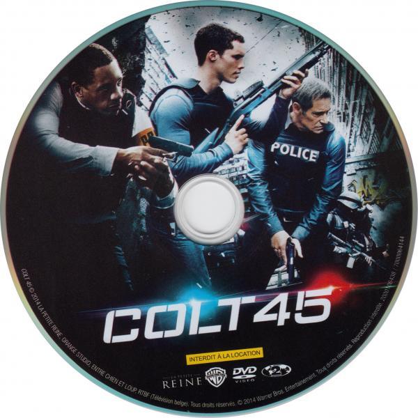 Colt 45 ( 2014 )( sticker )