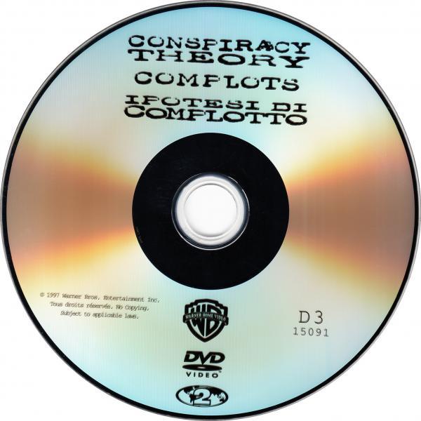 Complots ( sticker )