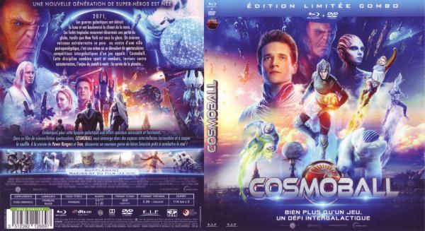 Cosmoball (Blu-ray - Combo)