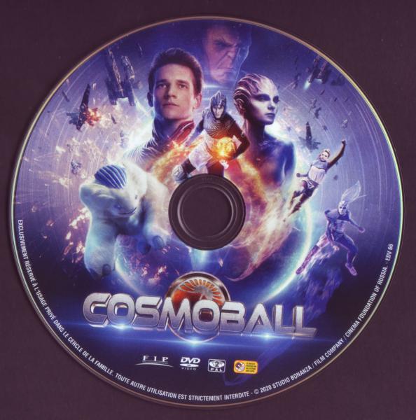 Cosmoball (Sticker)