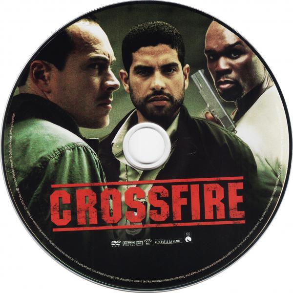 Crossfire ( sticker )