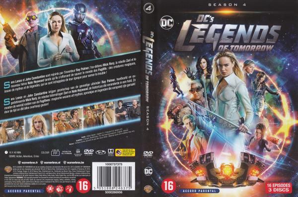 DC's Legends of tomorow Saison 4