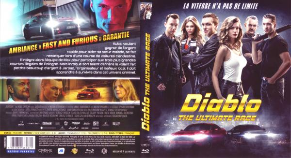 Diablo The ultimate race (Blu-ray)
