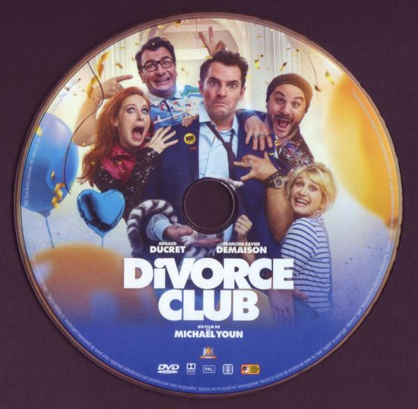 Divorce club (Sticker)