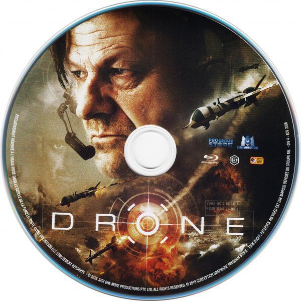 Drone (sticker) (Blu-Ray)
