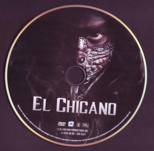 El Chicano (Sticker)