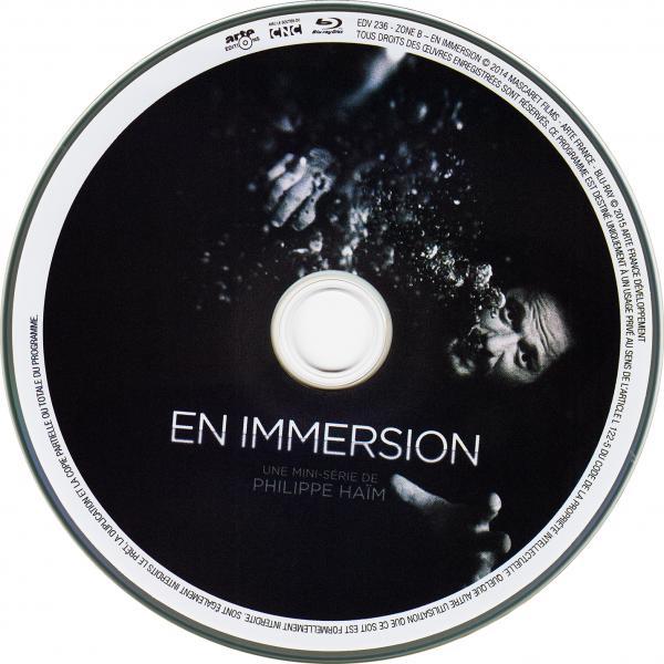 En immersion (sticker) (blu-ray)