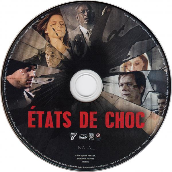 Etats de choc ( sticker )