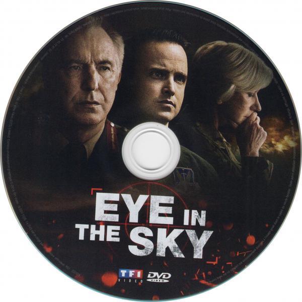 Eye inthe sky sticker