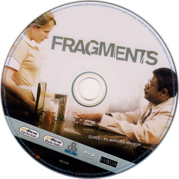 Fragments ( blu-ray )( sticker )