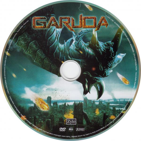 Garuda sticker