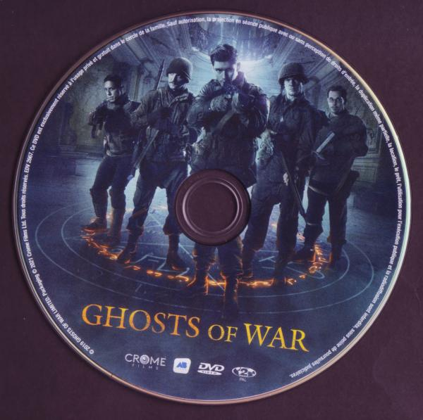 Ghosts of war (Sticker)