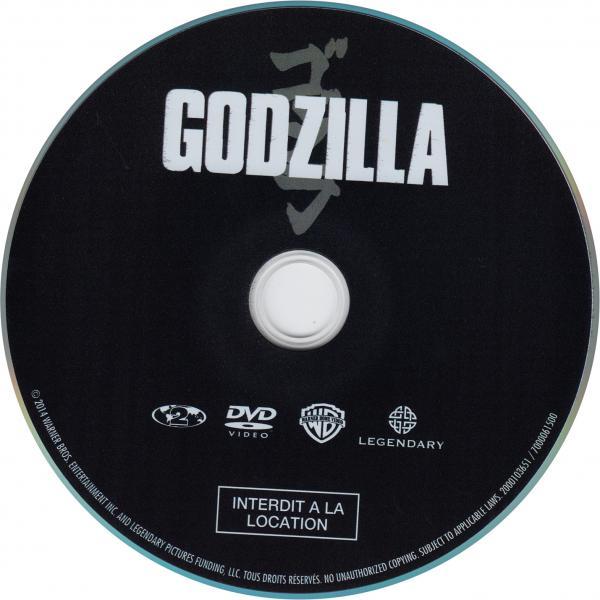 Godzilla (2014) v2 ( sticker )