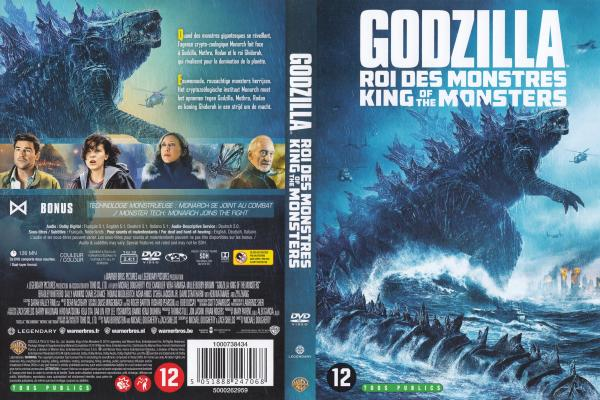 Godzilla roi des monstres
