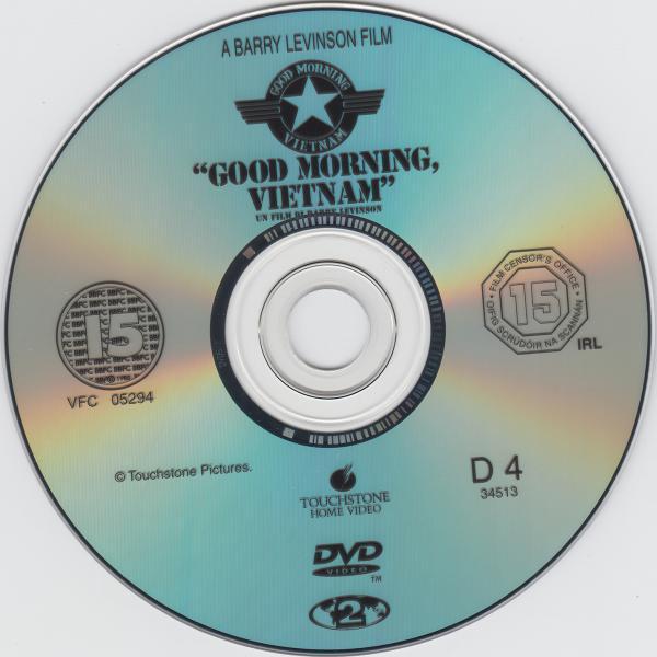 Good morning vietnam ( sticker )