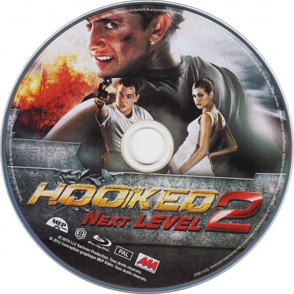 Hooked 2 ( blu-ray )( sticker )