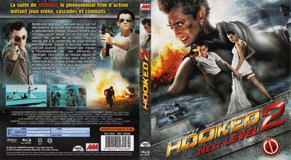 Hooked 2 ( blu-ray )