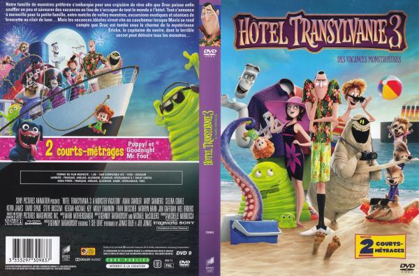 Hotel transylvanie 3
