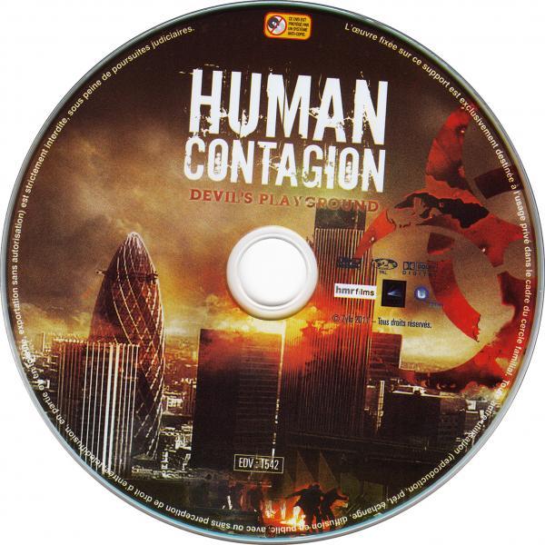 Human contagion ( sticker )