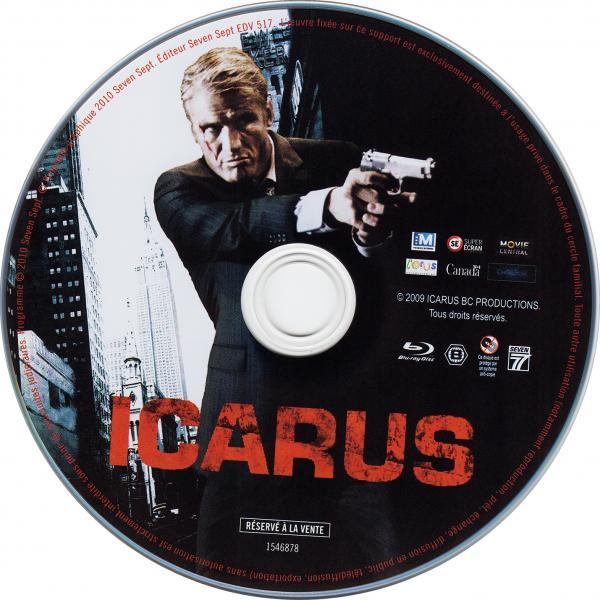 Icarus ( blu-ray )( sticker )