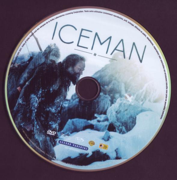 Iceman (2017) (Sticker)