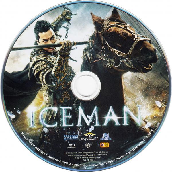 Iceman (sticker)(Blu-Ray)
