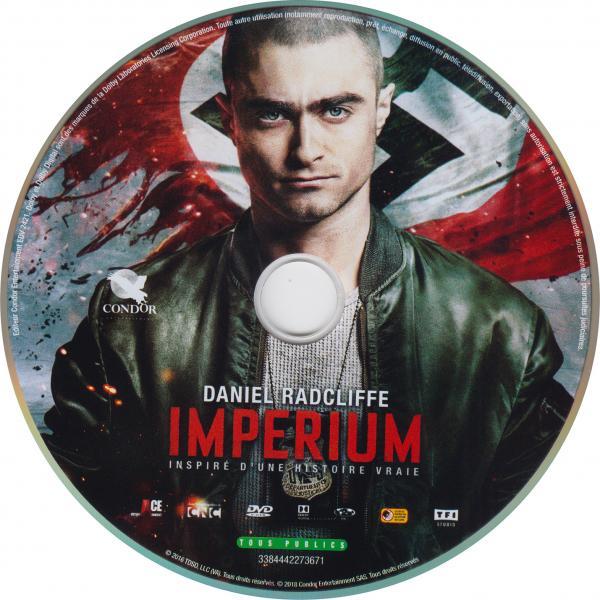 Imperium sticker
