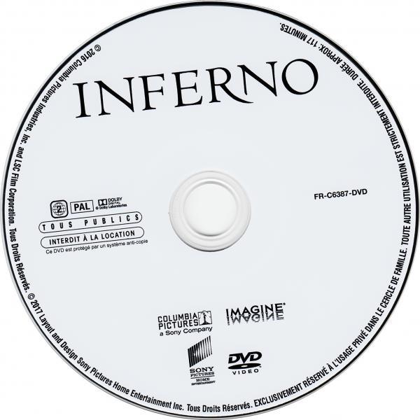 Inferno (2016)(sticker)