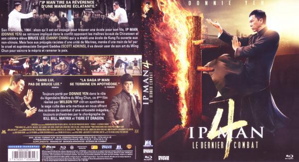 Ip man 4 Le dernier combat (Blu-ray)