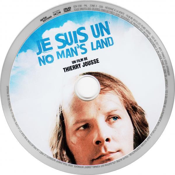 Je suis un no man's land ( sticker )