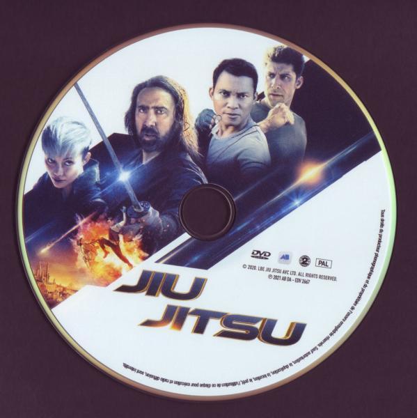Jiu jitsu (Sticker)