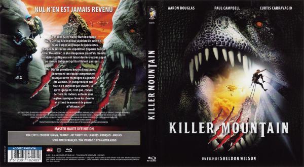 Killer mountain (blu-ray)
