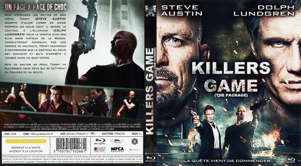Killers game ( blu-ray )