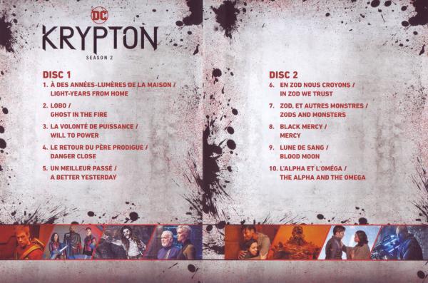 Krypton Saison 2 Inlay