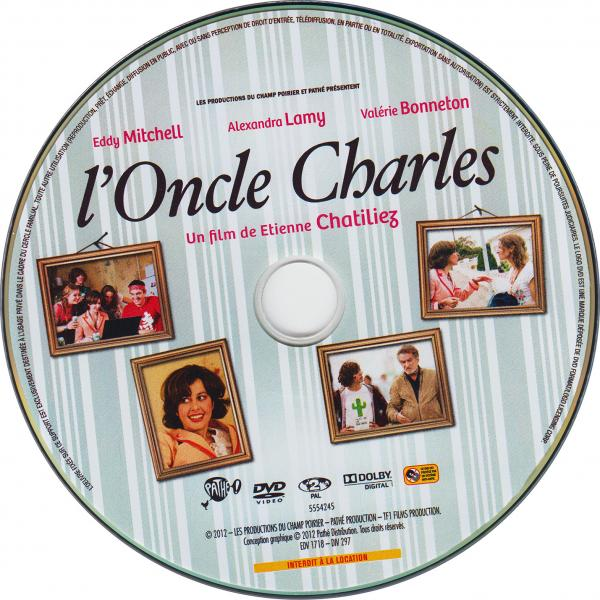 L'oncle Charles ( sticker )